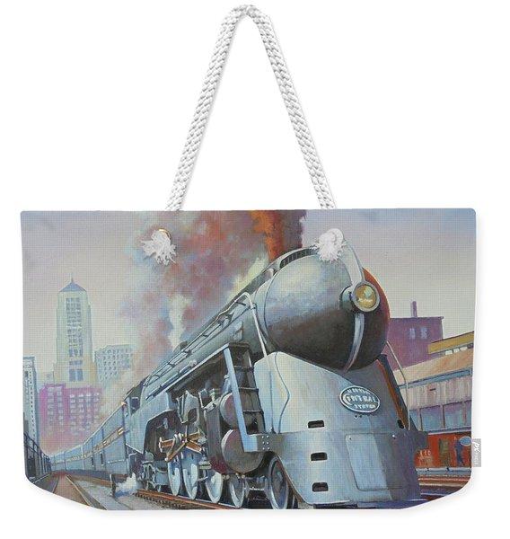 Twenthieth Century Limited Weekender Tote Bag