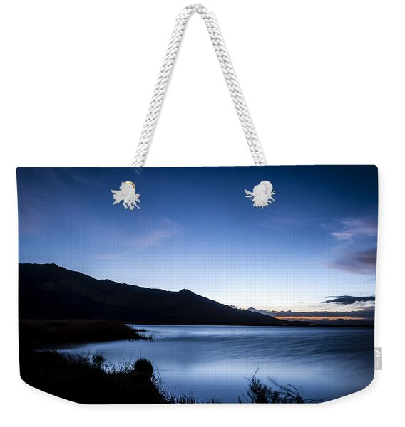 Twilight At Klondike Lake Weekender Tote Bag