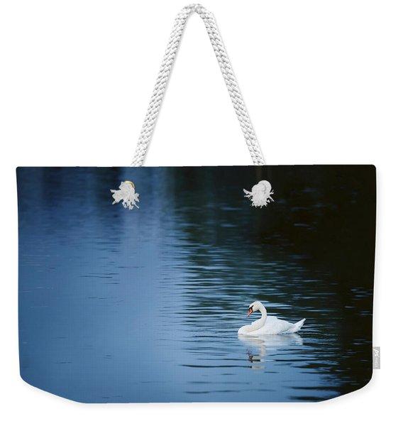 Twilight Drift Weekender Tote Bag