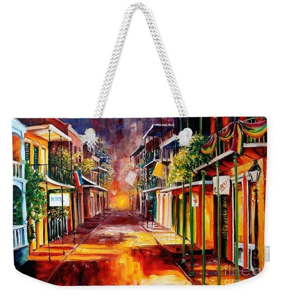 Twilight In New Orleans Weekender Tote Bag