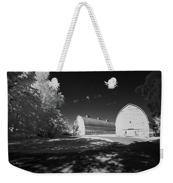 Twin Barns Weekender Tote Bag
