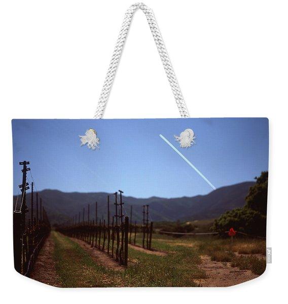 Twinkle Over Monterey Weekender Tote Bag