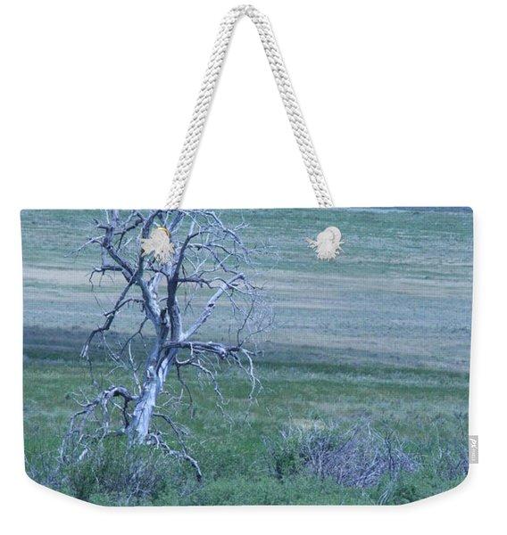 Twisted And Free Weekender Tote Bag