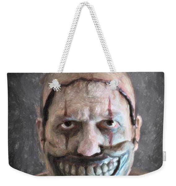 Twisty The Clown Weekender Tote Bag