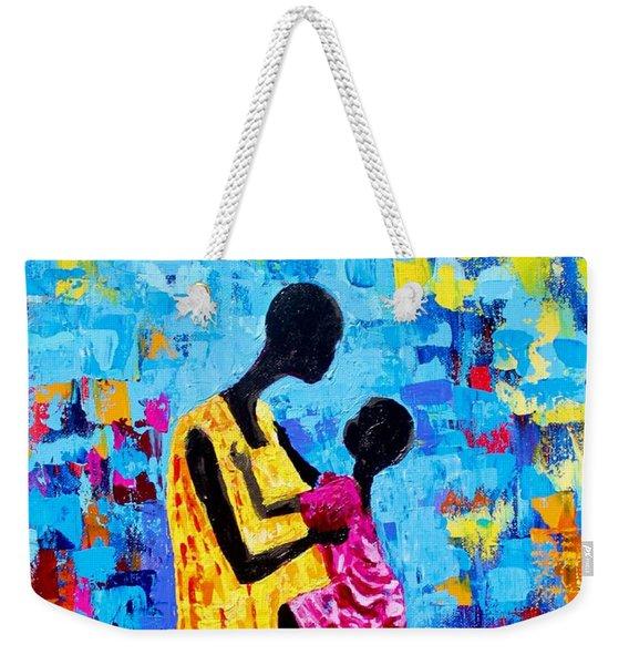 Two As One Weekender Tote Bag