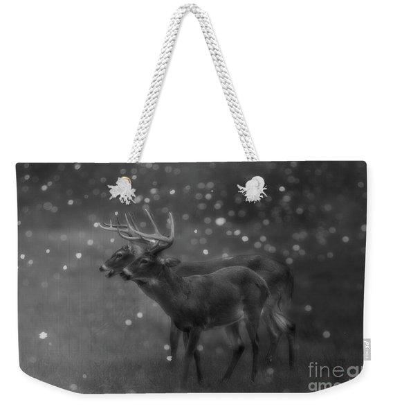 Two Bucks Weekender Tote Bag
