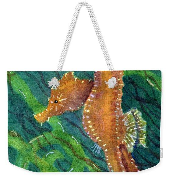 Two By Sea Weekender Tote Bag