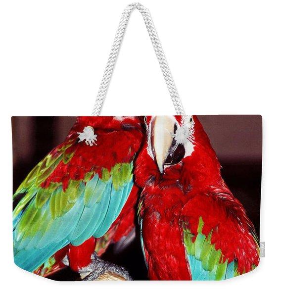 Two Friends ... Weekender Tote Bag