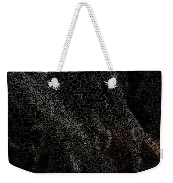 Two Hands On The Piano Weekender Tote Bag