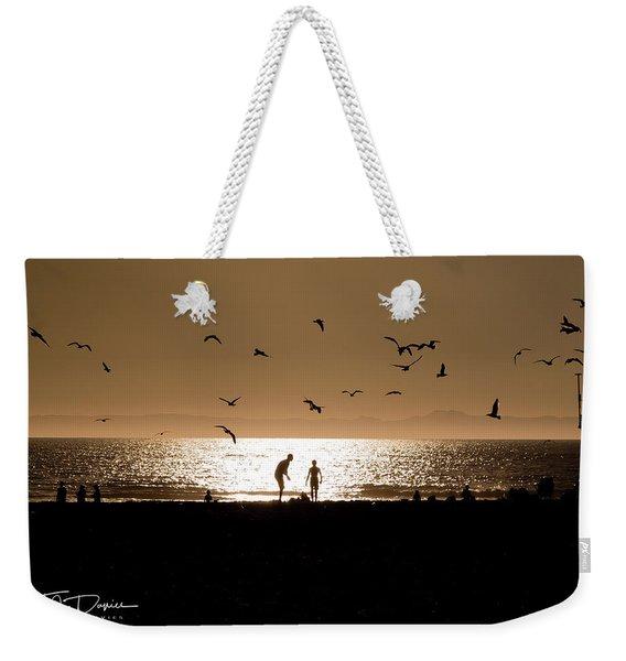 Two In Sun Weekender Tote Bag