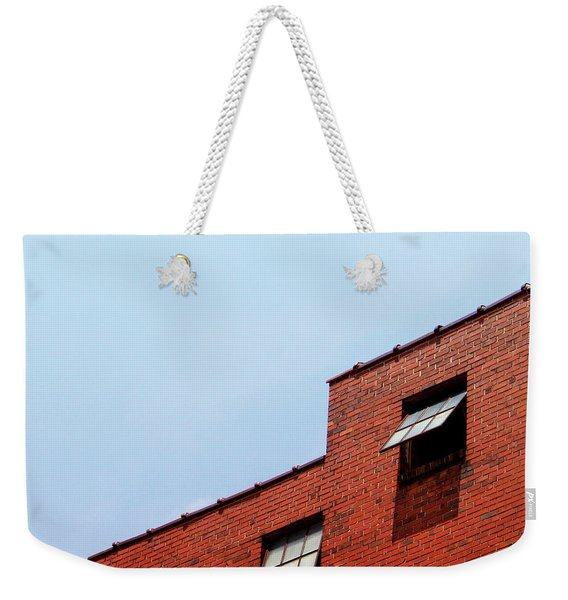 Two Open Windows- Nashville Photography By Linda Woods Weekender Tote Bag