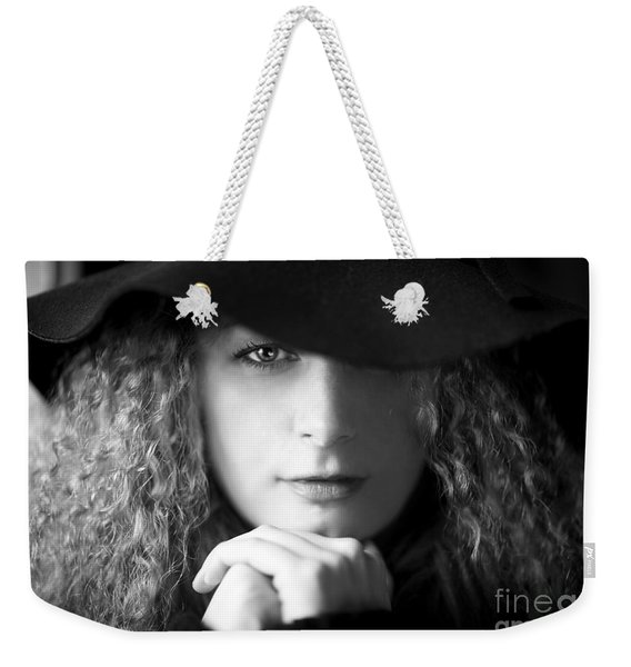Two Sides To Each Story... Weekender Tote Bag