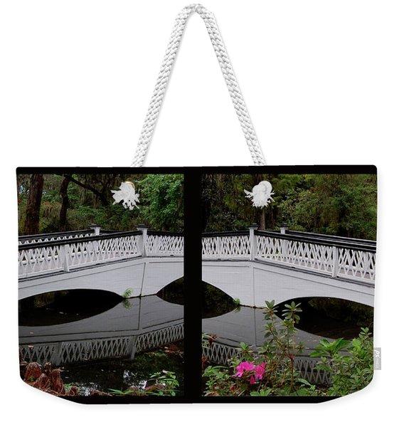 Two Viewpoints Weekender Tote Bag