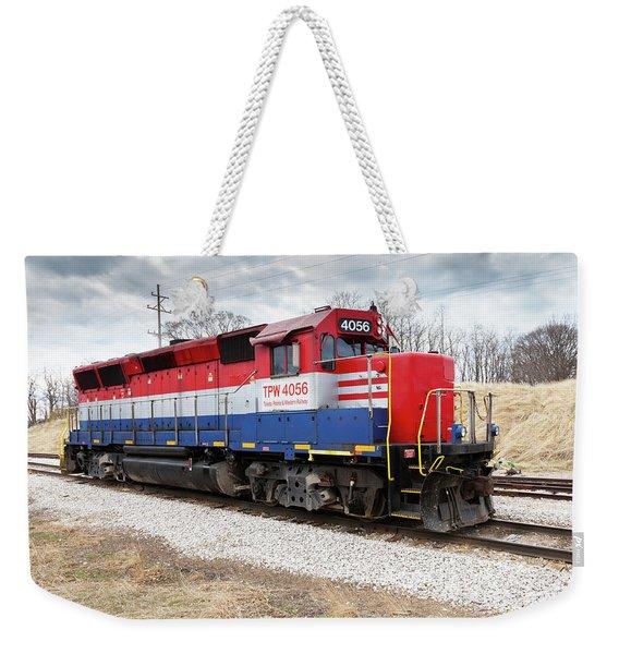 Twp Engine Weekender Tote Bag