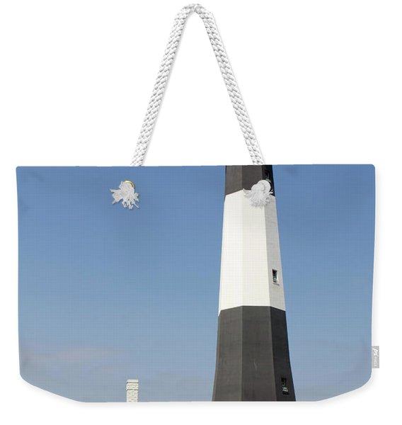 Tybee Lighthouse Georgia Weekender Tote Bag