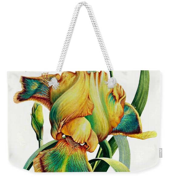 Tye Dyed Weekender Tote Bag