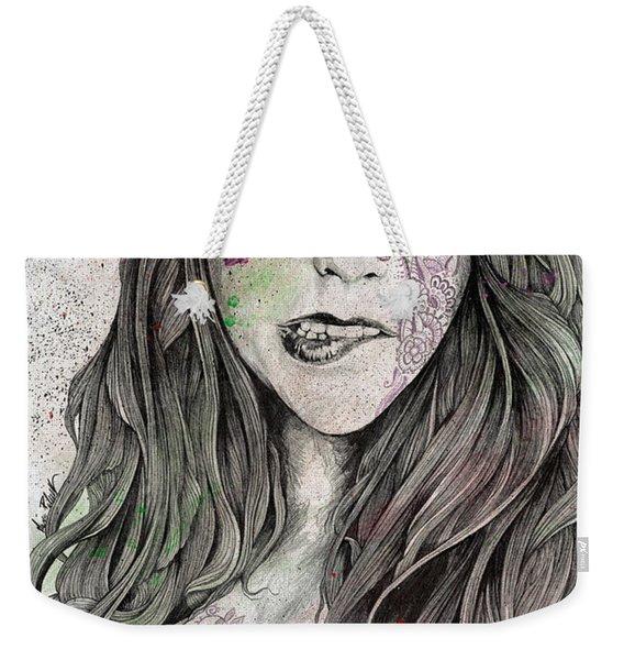 U-turn Weekender Tote Bag