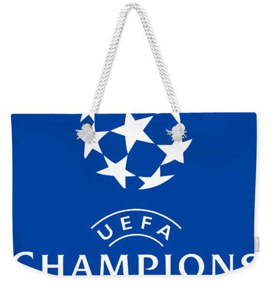 Uefa Champions League Best Logo Weekender Tote Bag