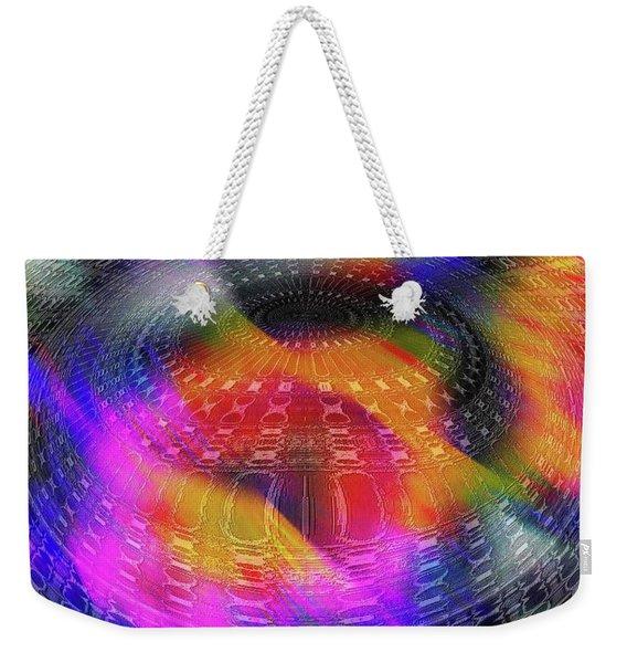 UFO Weekender Tote Bag