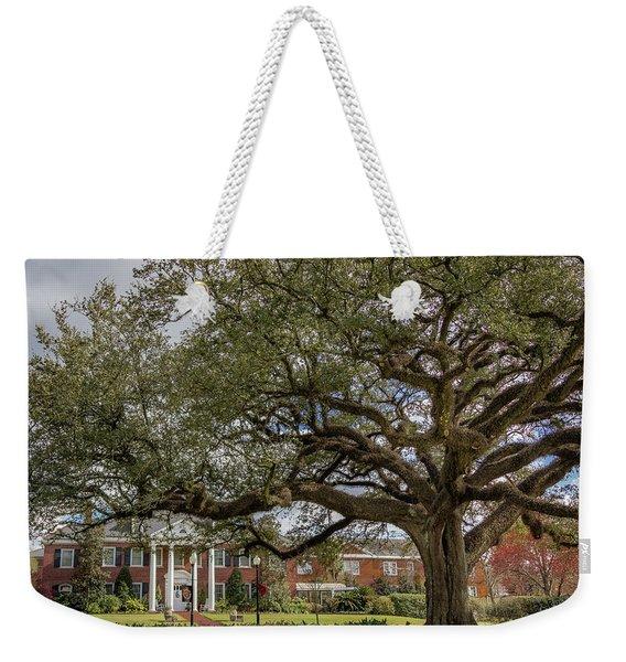 Ul President Home 01 Weekender Tote Bag