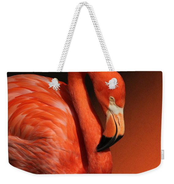 Ultimate Orange Weekender Tote Bag
