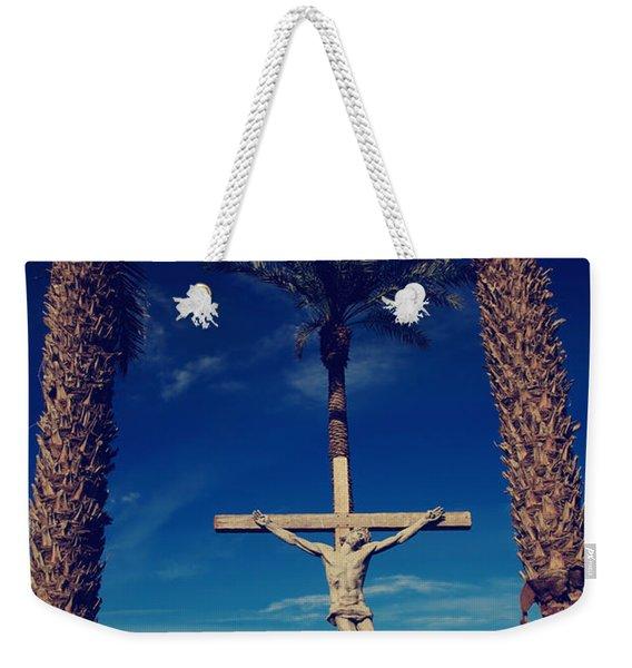Ultimate Sacrifice Weekender Tote Bag
