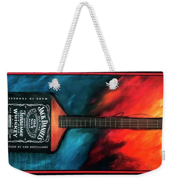 Ultra Bass Weekender Tote Bag