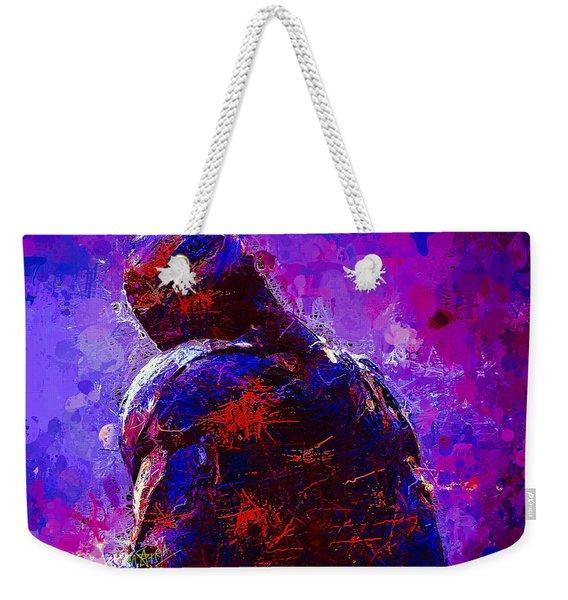 Ultron Weekender Tote Bag