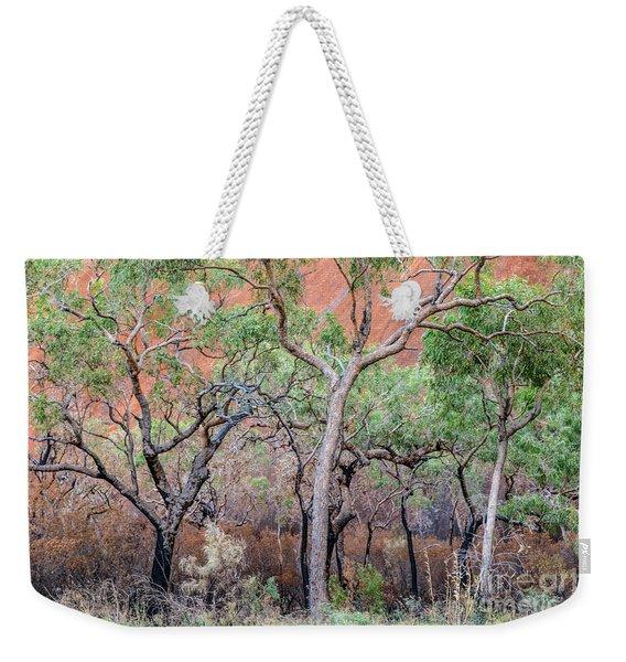 Uluru 05 Weekender Tote Bag