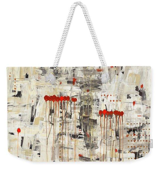 Un Pour Tous Weekender Tote Bag