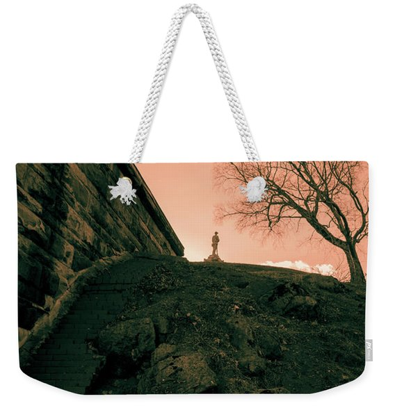 Unable To Forget Weekender Tote Bag