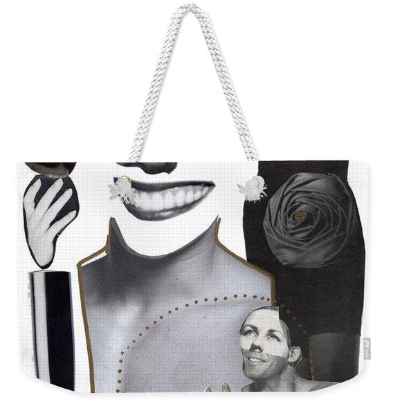 Uncensored Weekender Tote Bag