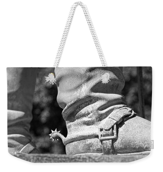Uncle John's Spurs Weekender Tote Bag