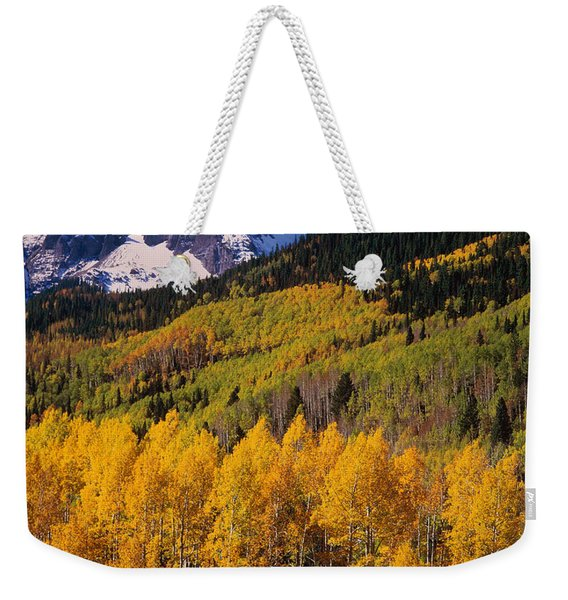 Uncompahgre National Forest Co Usa Weekender Tote Bag