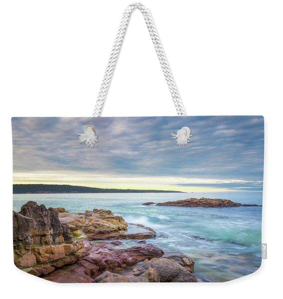 Under Eden Skies Weekender Tote Bag