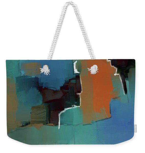 Under Pressure Weekender Tote Bag