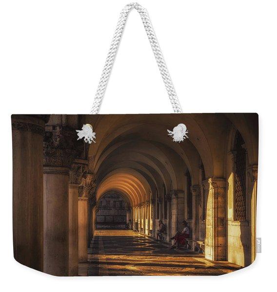 Under Saint Mark's Basilica Weekender Tote Bag