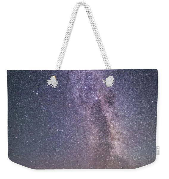 Under Southern Stars Weekender Tote Bag