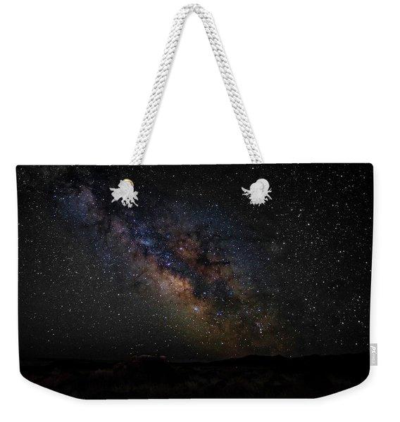 Under Starry Skies Weekender Tote Bag