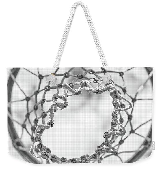 Under The Net Weekender Tote Bag