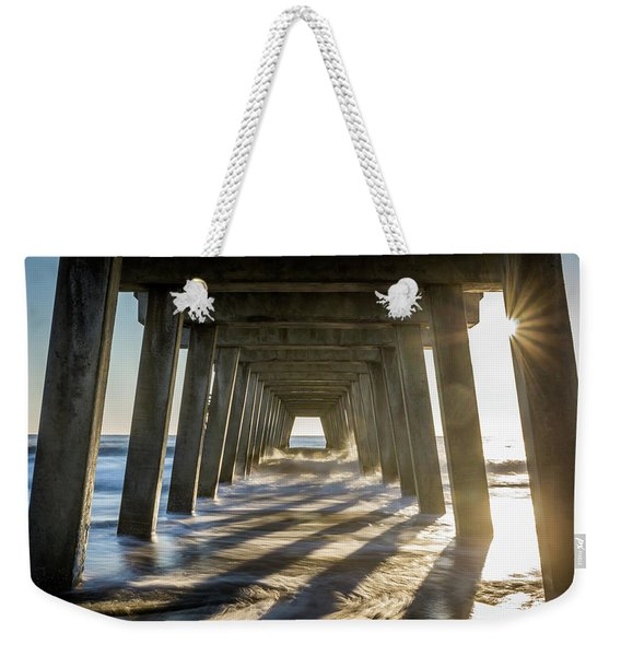Under The Pier #2 Weekender Tote Bag