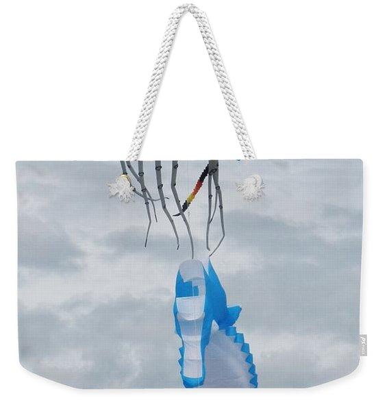 Under The Sea Kites 2 Weekender Tote Bag