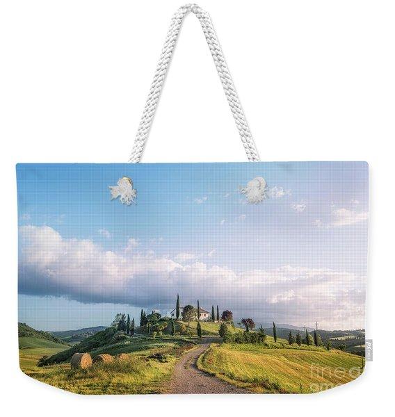 Under The Tuscan Sun Weekender Tote Bag