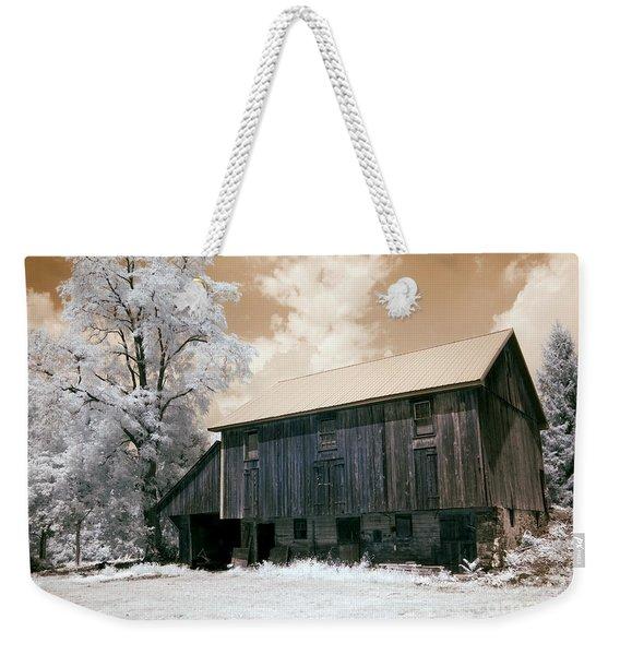 Underground Railroad Slave Hideout Weekender Tote Bag