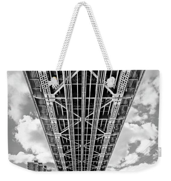 Underneath The Queensboro Bridge Weekender Tote Bag