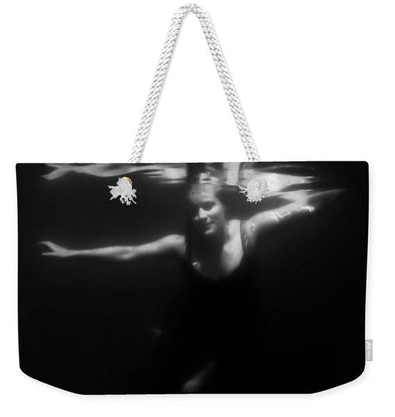 Underwater Dreaming Weekender Tote Bag