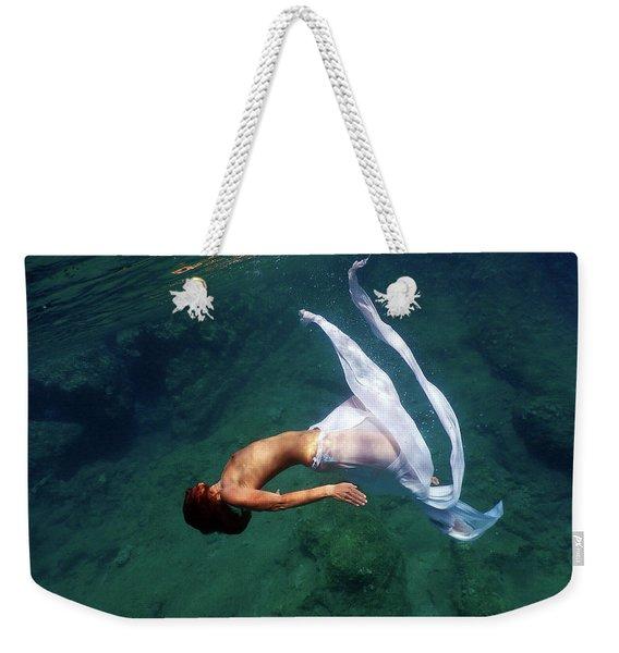 Underwater Harmony Weekender Tote Bag