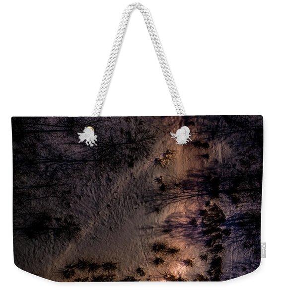 Underworld Light Weekender Tote Bag