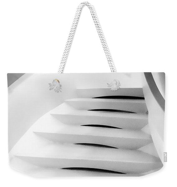 Undulating II Weekender Tote Bag