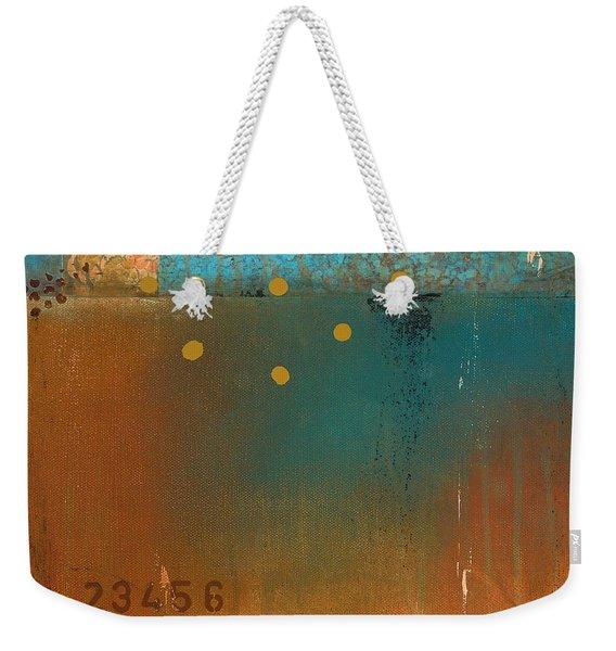 Unexpected Weekender Tote Bag